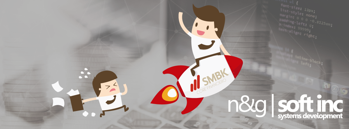 10 Ventajas Competitivas que brinda implementar el mejor Core Financiero SMBK